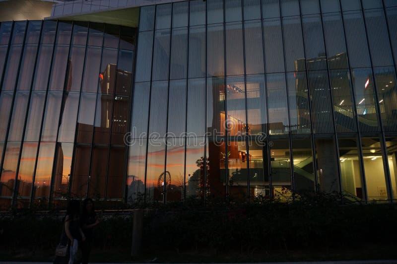 Sky, Reflection, Night, Architecture stock photos