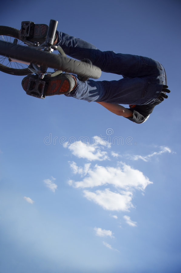 Sky Rider Royalty Free Stock Photos