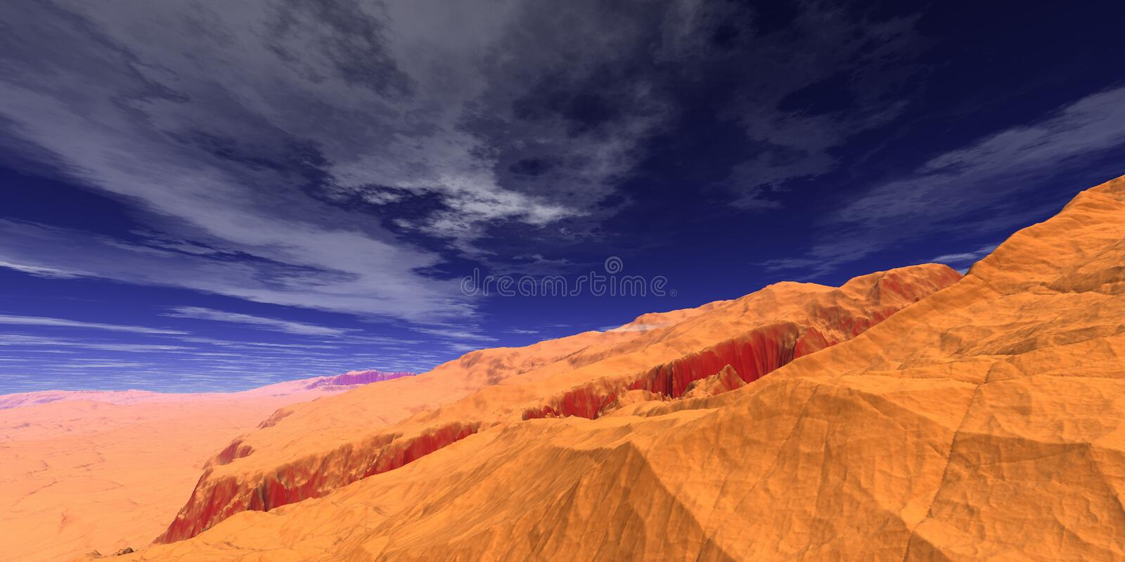 Download Sky And Rocks Stock Photos - Image: 557873