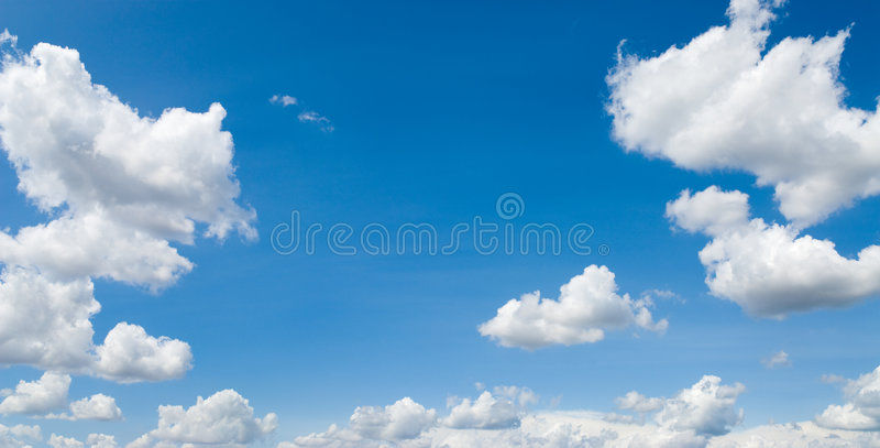 Sky scape royalty free stock image
