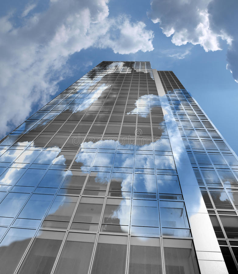 Free Sky Scraper Stock Photography - 11844212