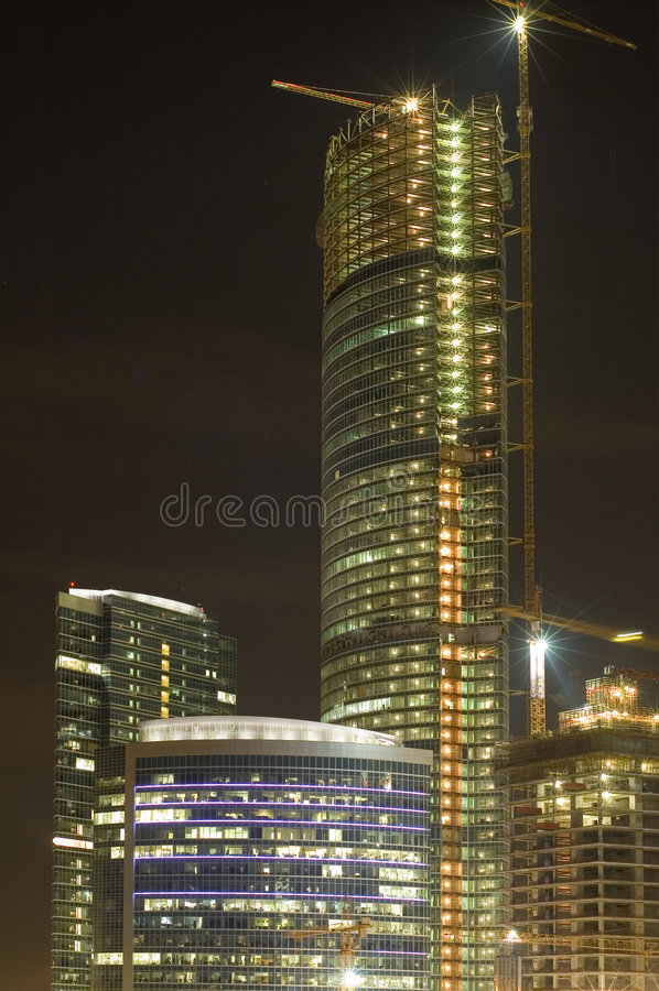Download Sky Scraper Royalty Free Stock Images - Image: 2316729