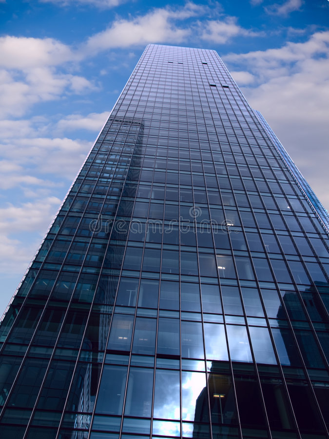 Free Sky-scraper Stock Photography - 3283842