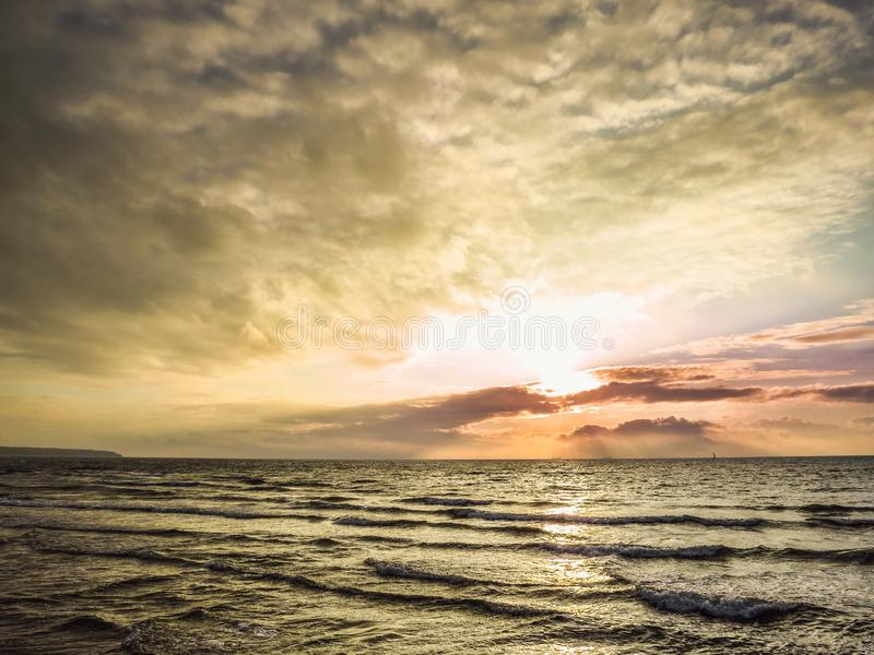 Sky, Sea, Horizon, Cloud Free Public Domain Cc0 Image