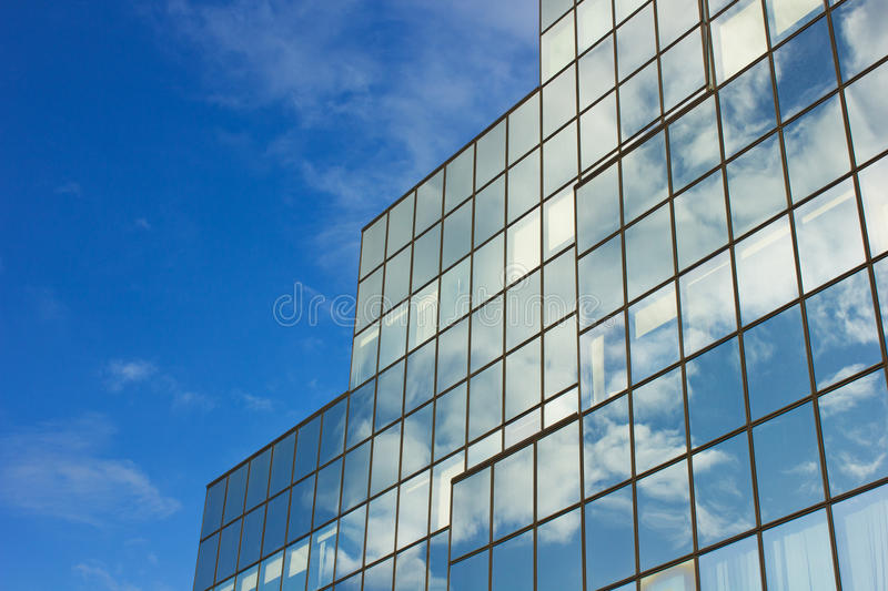 Download Sky and skyscraper stock image. Image of exterior, blue - 21634007