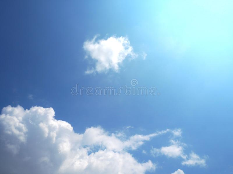 Sky, soft sky background. Sky, sky background, soft sky background stock photography