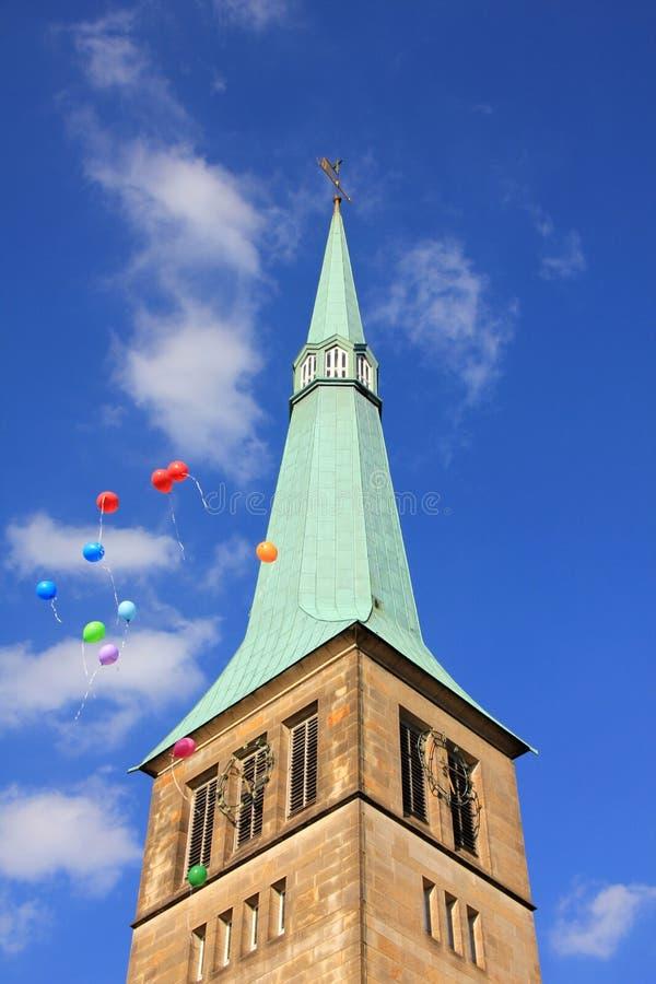 Sky, Spire, Landmark, Tower royalty free stock photography
