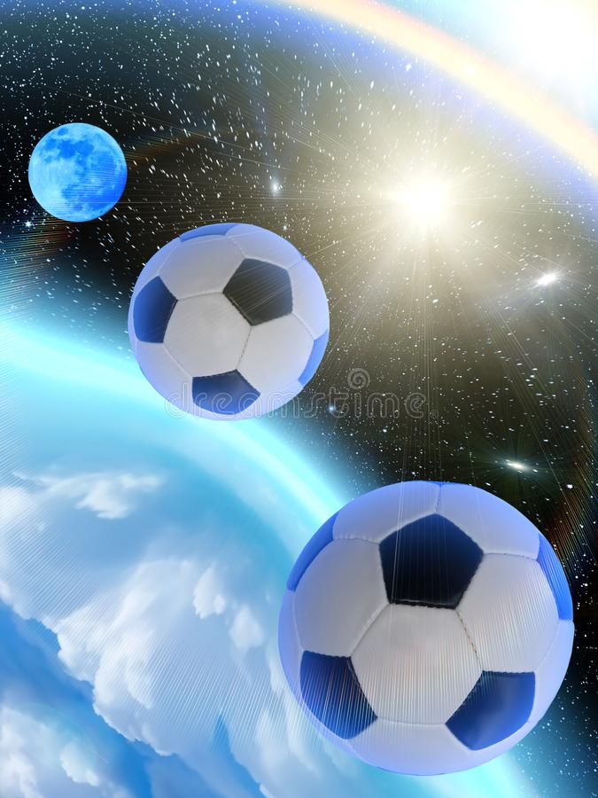 Download Sky  stars  balls stock illustration. Illustration of astronomical - 14425511