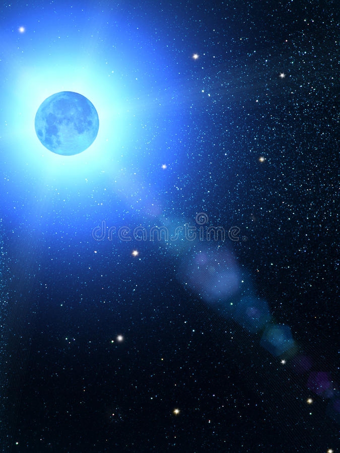 Sky stars constellation stock images