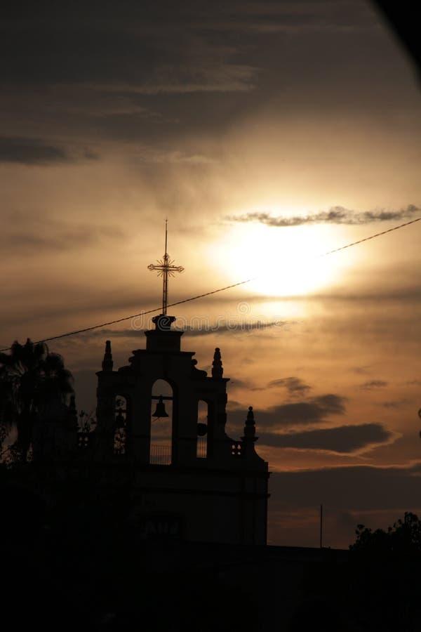 Sky, Sunset, Cloud, Landmark royalty free stock images