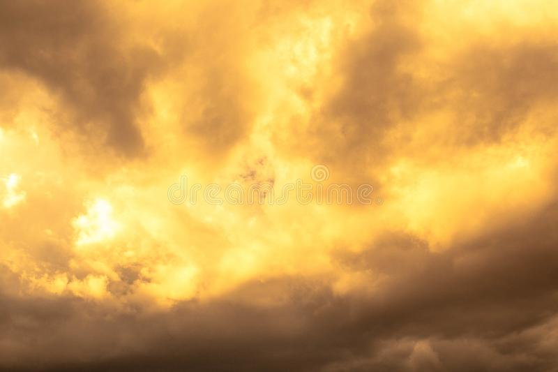 sky color, background,sunlight, fire royalty free stock image