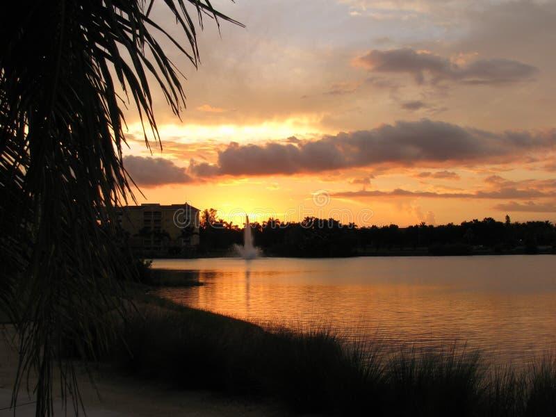 Sky, Sunset, Reflection, Sunrise stock images