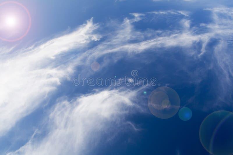 Sky texture royalty free stock photo