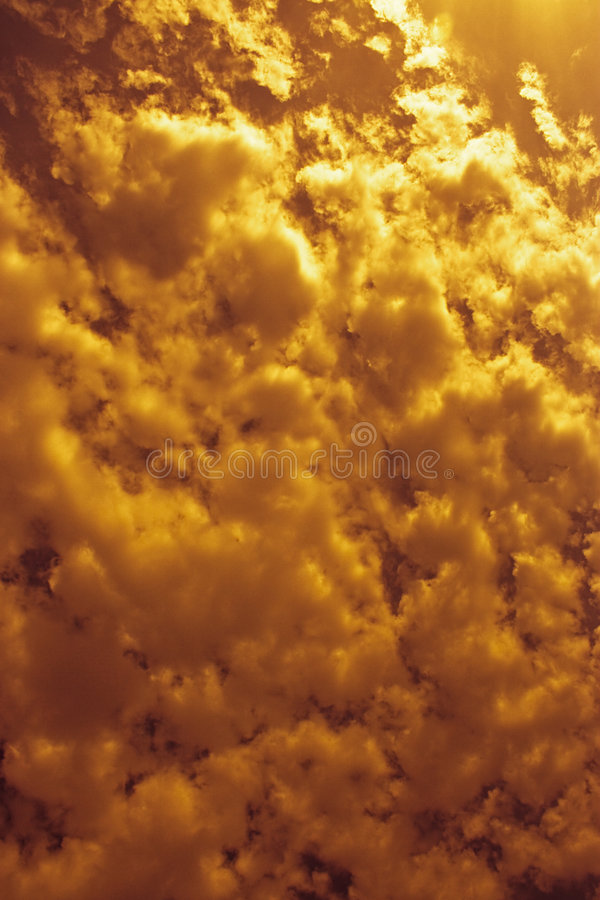 Sky texture stock photography