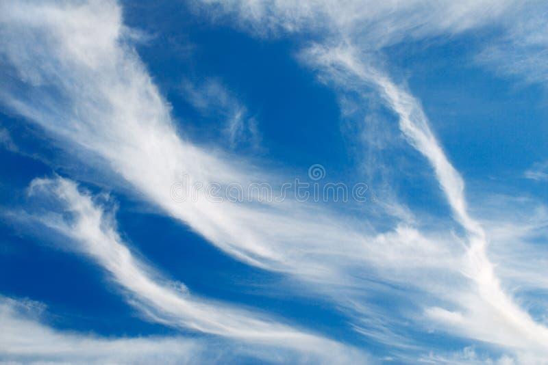 Sky twist-2 stock photo