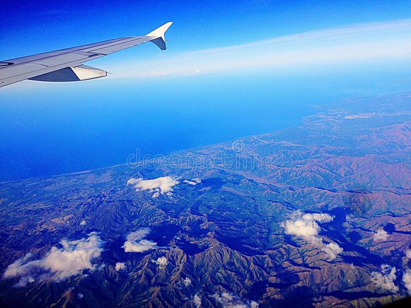 Sky View royalty free stock photography