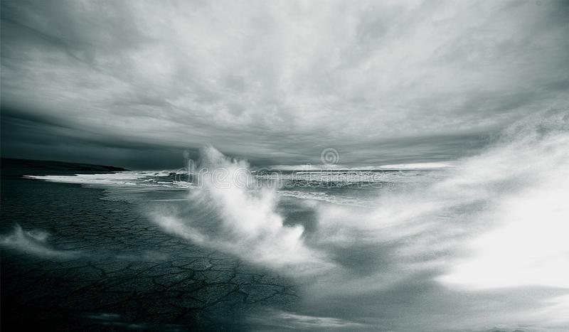 Sky, Water, Sea, Cloud stock photography
