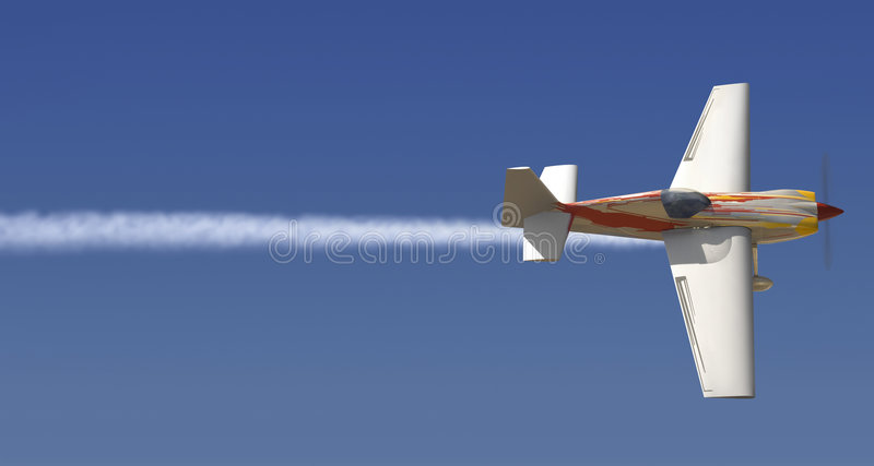 Download Sky Writing stock photo. Image of stunt, pilot, aerial - 5839130