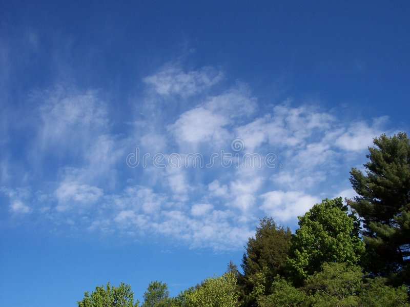 sky2 arkivfoto