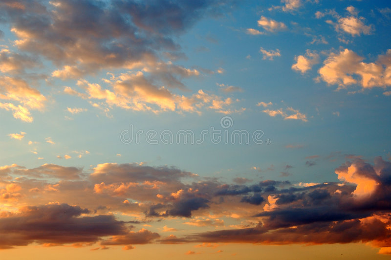 Sky2 royalty free stock photos