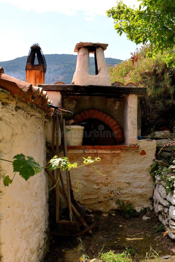 Skyathos Grecia fotografía de archivo libre de regalías