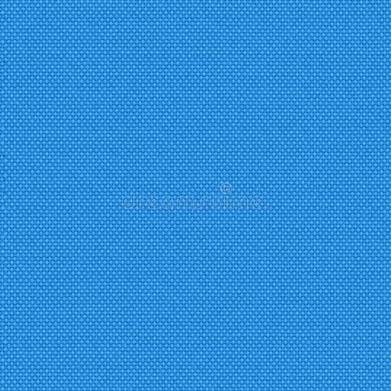 SkyBlue织品无缝的纹理 3d构造的纹理地图 库存图片