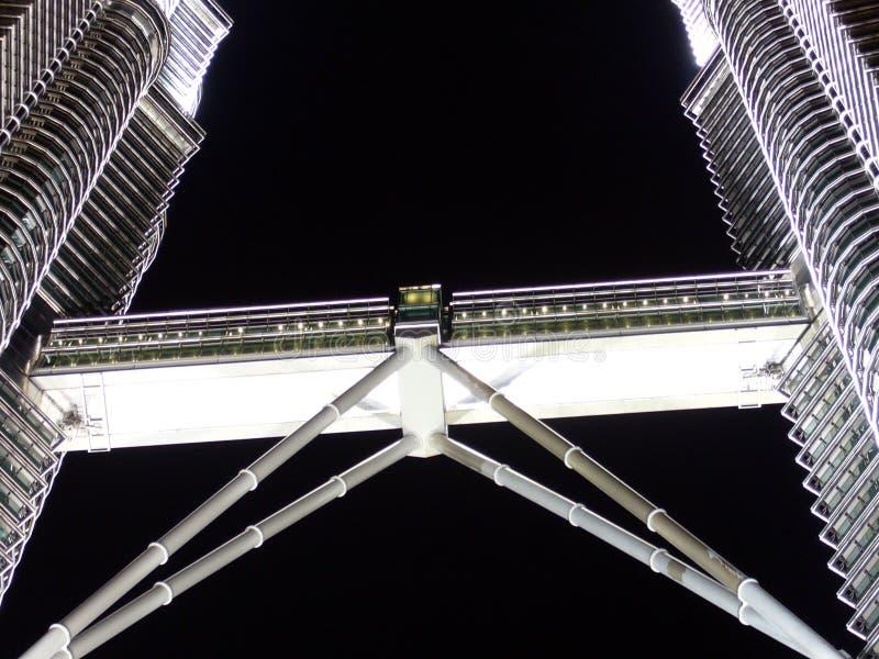 Download Skybridge stock image. Image of klcc, lumpur, tour, suria - 7688547