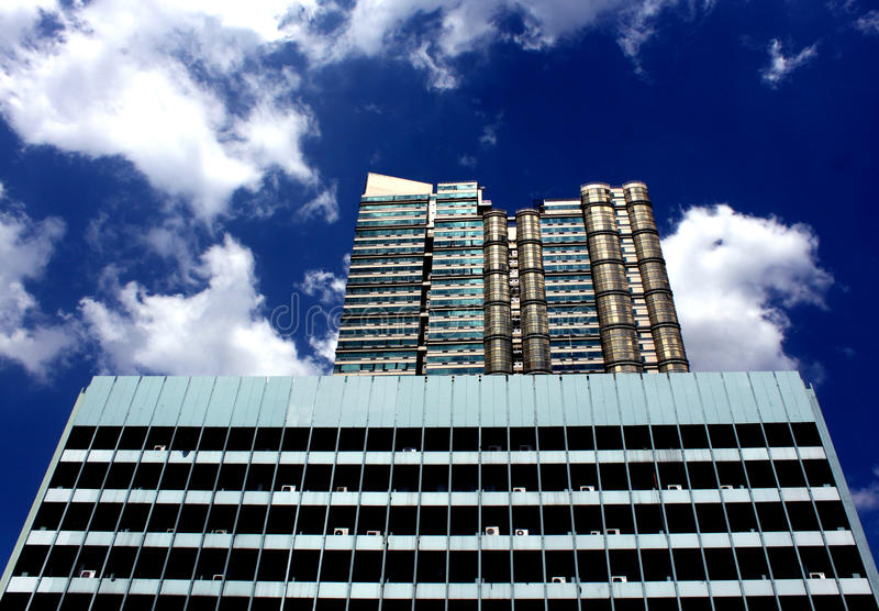 Skycraper photo stock