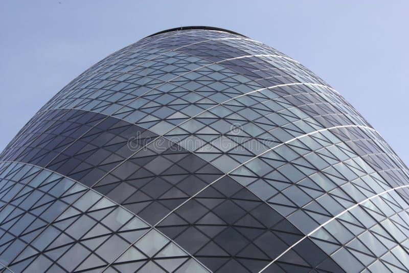 skycraper gerkin стоковое изображение