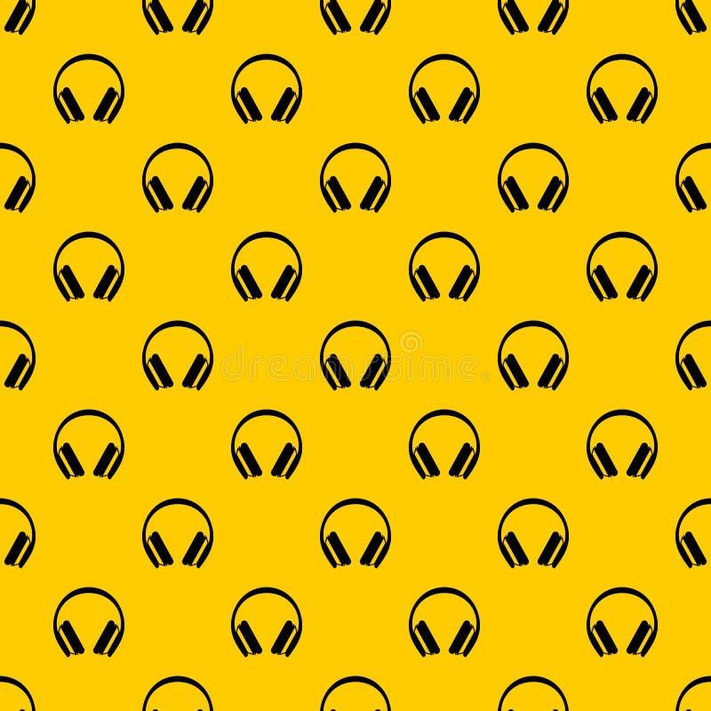 Skyddande hörlurarmodellvektor vektor illustrationer
