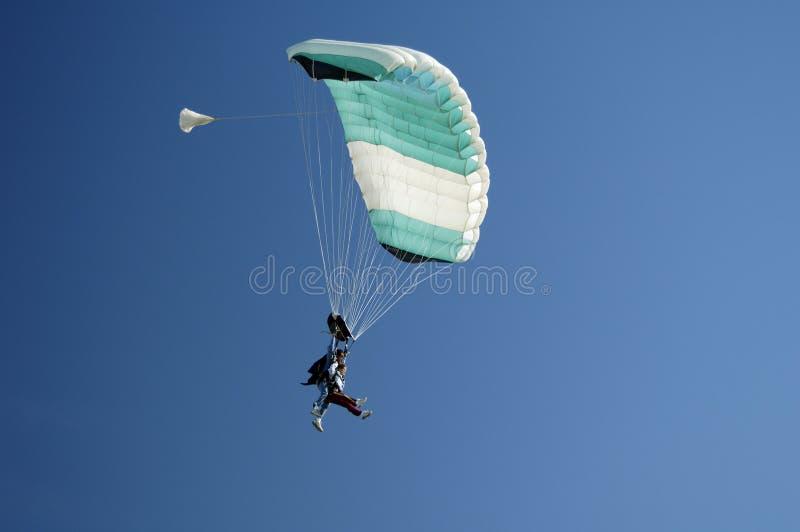 Skydive 13 imagem de stock royalty free