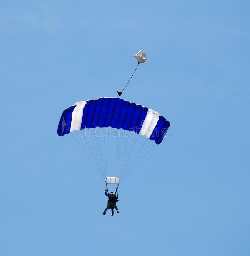 skydive стоковая фотография