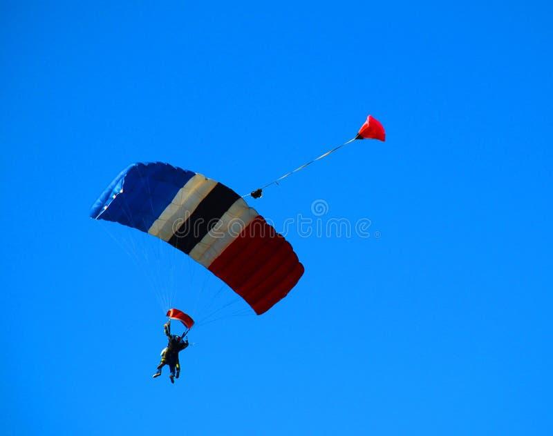 Skydive imagem de stock royalty free