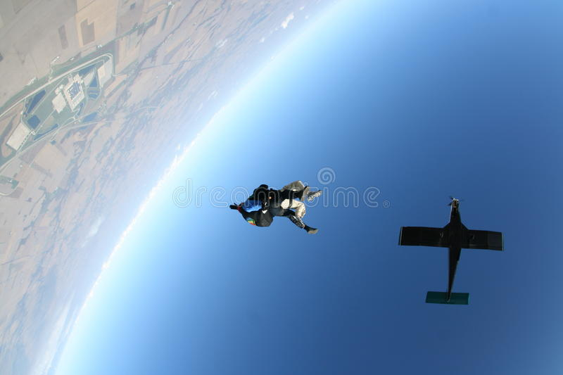Download Skydive Freefall editorial image. Image of first, skydive - 75030160