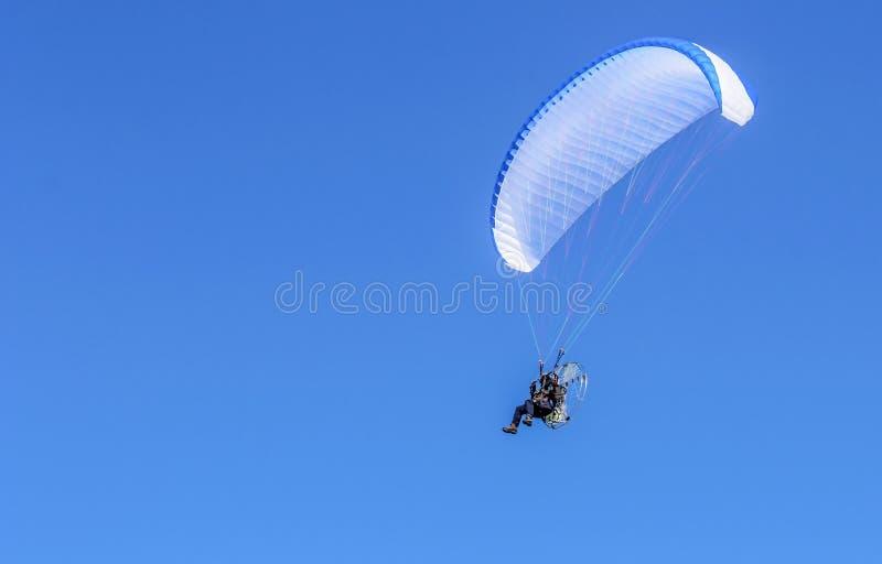 skydiver imagens de stock