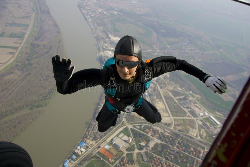 Skydiver immagini stock libere da diritti