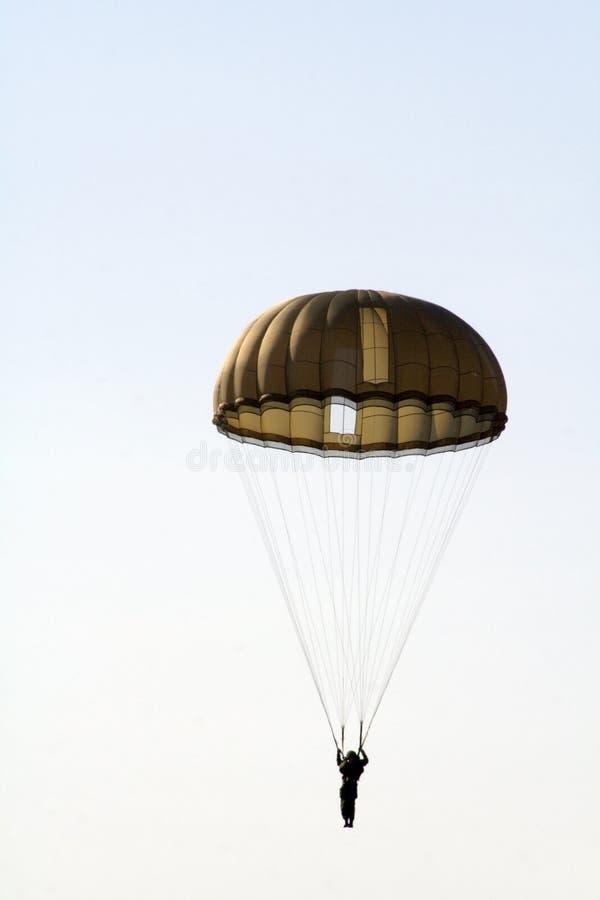 Skydiver imagen de archivo