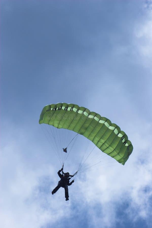 Skydiver photo libre de droits
