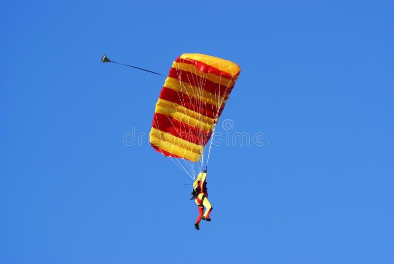 Skydiver стоковые фотографии rf