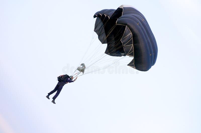 skydiver photos stock