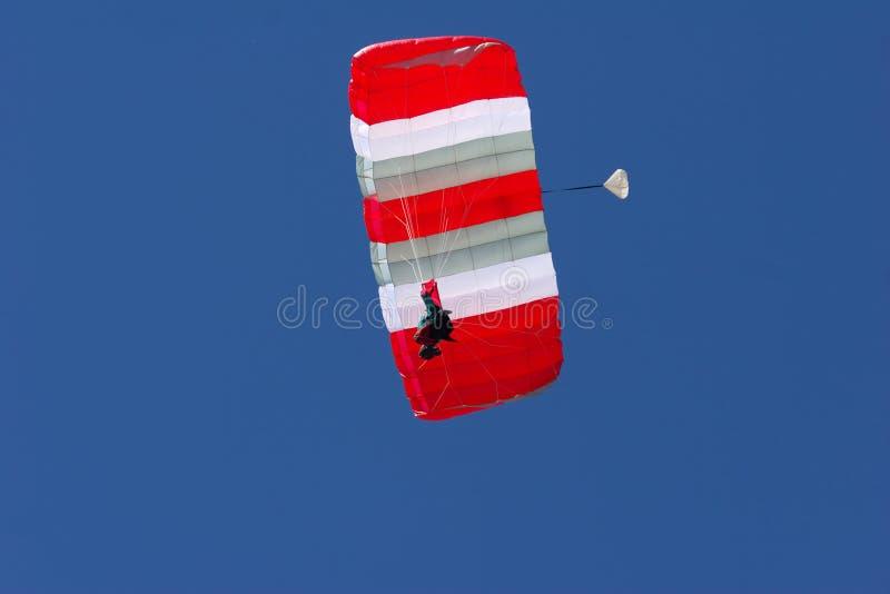 Skydiver fotos de stock