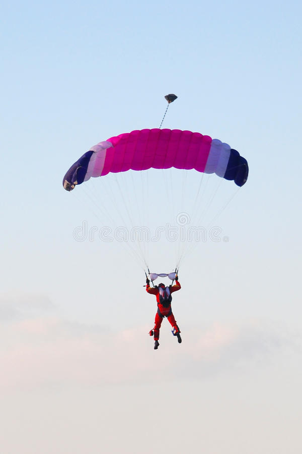 Download Skydiving editorial stock image. Image of wind, cold - 12637624
