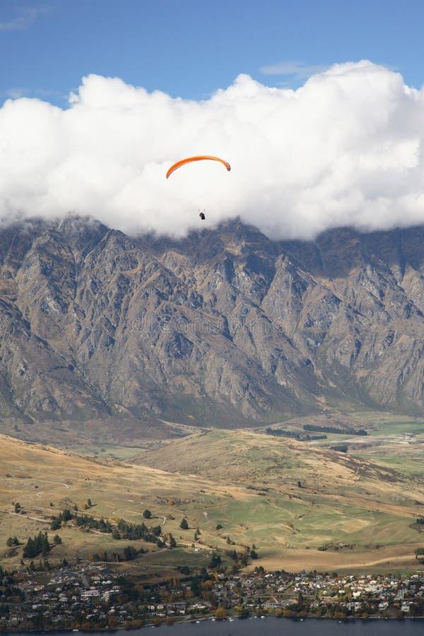 Skydiving imagen de archivo libre de regalías