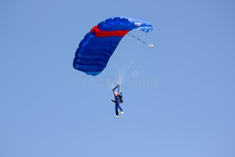 skydiving lizenzfreie stockfotografie