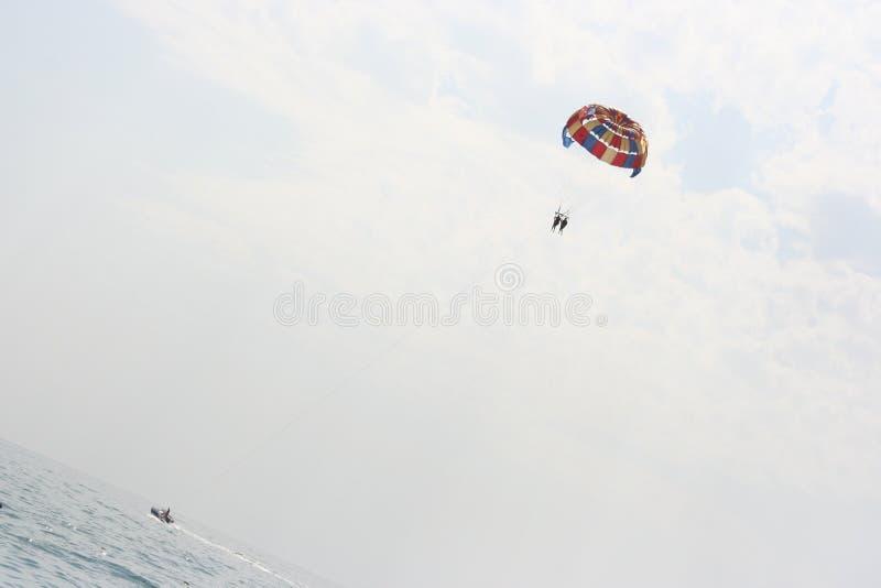 skydiving fotos de archivo libres de regalías