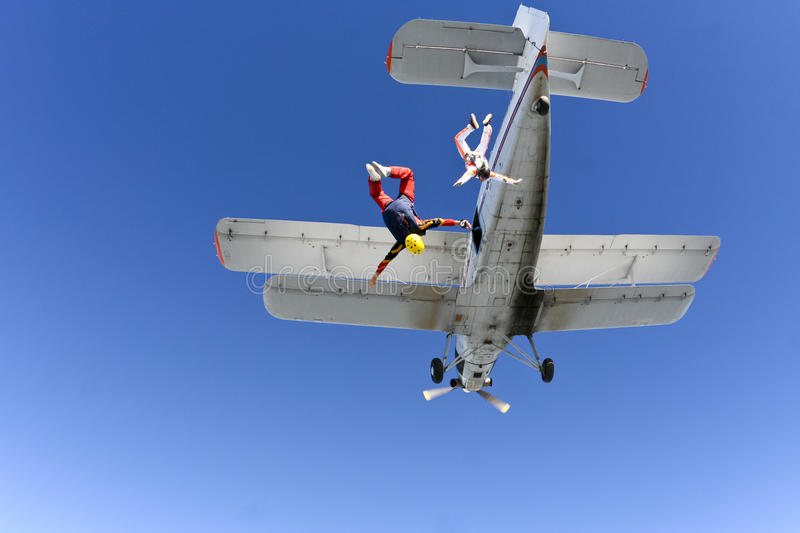 Download Skydiving Photo. Royalty Free Stock Image - Image: 25917306