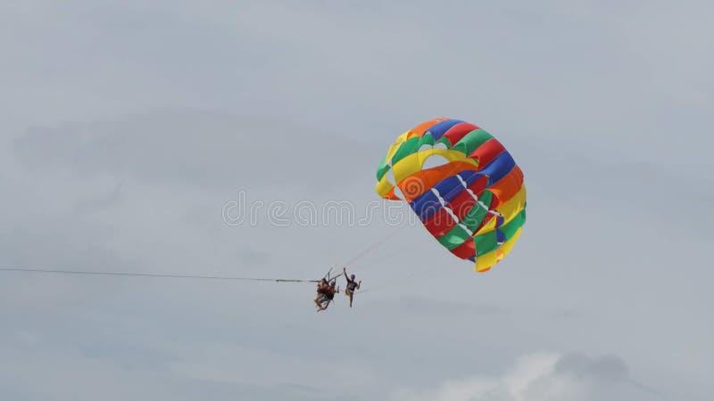 skydiving zdjęcie royalty free