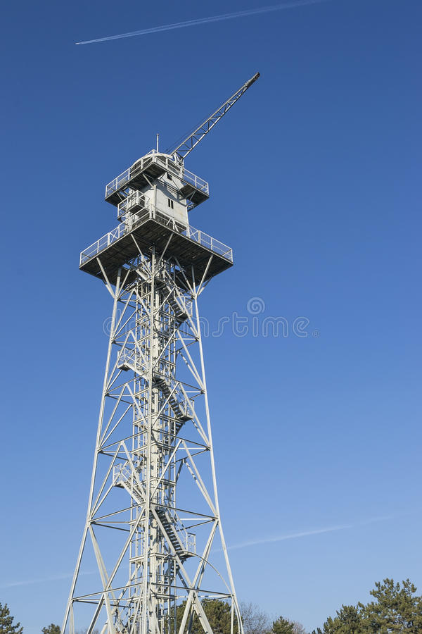 Download Skydiving tower stock image. Image of pulley, troops - 36549205