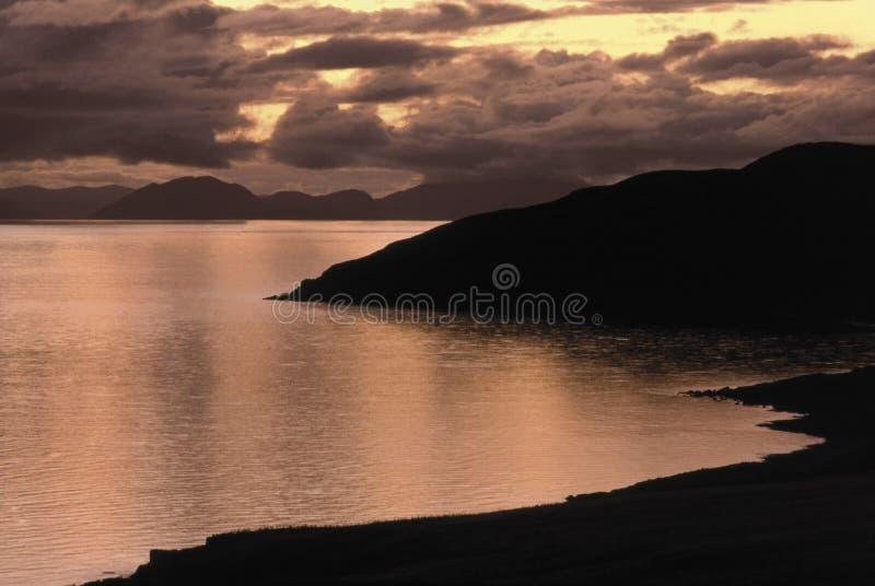 skye острова стоковые фотографии rf