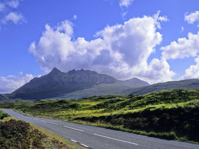 Skye photo libre de droits